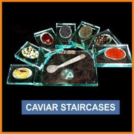 caviar staircases