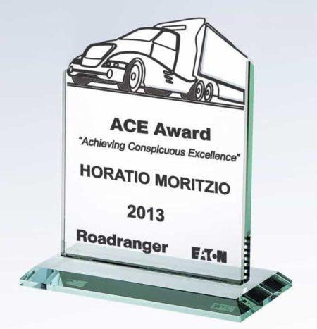 Eaton ace award