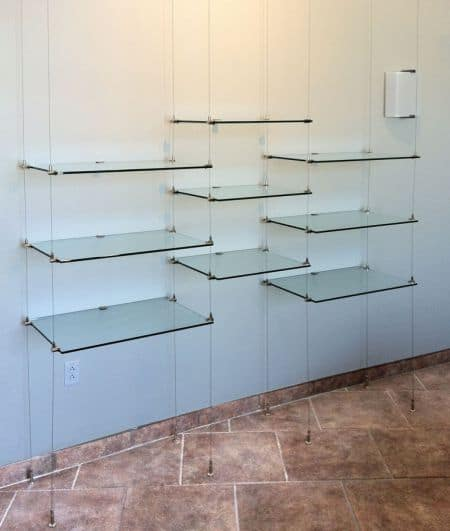 cable shelves