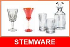 Stemware can be repaired