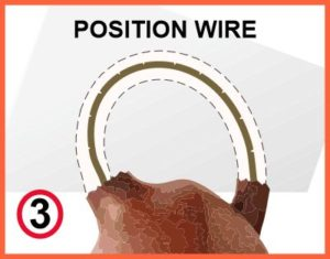 Position wire