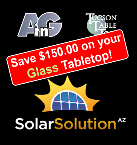 $150 off tabletop ad