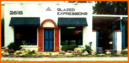 Glazed Expressions is the former tenant at 2618 E Fort Lowell